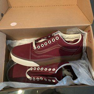 Vans Old Skool Skate Shoes Gum Pop Port (NWT)